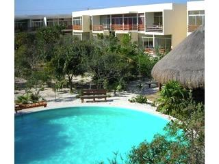 Enjoy Our Dream! 2 Bedroom Condo Progreso Yucatan - Image 1 - Progreso - rentals