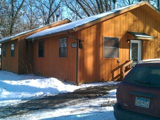 2 bedroom 1 bath cottage at Christmas Mountain - Wisconsin Dells vacation rentals