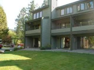 Beautiful Big Fork, Montana Condo with boat slip. - Flathead Lake vacation rentals