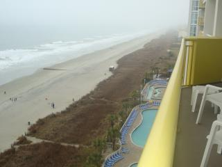 Oceanfront 3-BR condo; accommodates 6-10 people. - North Myrtle Beach vacation rentals