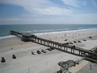 John's Ocean Getaway - Ocean Front Full Size Condo - Ponce Inlet vacation rentals