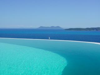 Charming villa with exceptional view - Lefkas vacation rentals