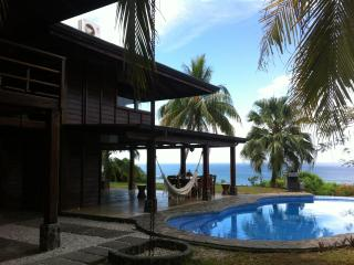 Stylish Wooden Ocean View House - Playa San Miguel vacation rentals