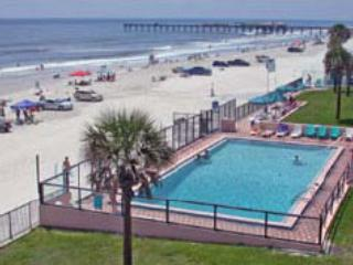 Balcony view - Oceanfront Paradise - Daytona Beach Shores !!! - Daytona Beach - rentals