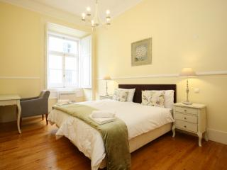 Luxury 3 Bedroom Apartment with Air conditioning, Sleeps 6, located in the Old City Centre (Baixa) - Costa de Lisboa vacation rentals