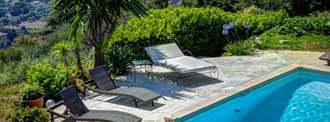 (website: hidden) - Villa Rental with Pool, Grill, Balcony, in Nice - - Nice - rentals