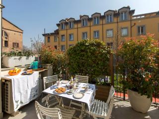 HILLSIDE - Prestigious, Very Central, Elegantly Furnished, Terrace, All Comfort - Bologna vacation rentals