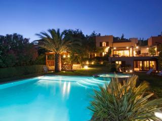 Pool villa near Athens - 5 min walk to the beach - Attica vacation rentals