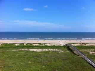 Comfy Condo With Stunning Beach Front Views - Galveston vacation rentals