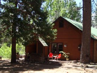 Peaceful Cabin - 40 Acres on Scenic Feather River - Plumas County vacation rentals