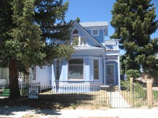 Cozy Victorian in Historic Leadville - South Central Colorado vacation rentals