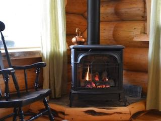 Log Home on the River and Trail System - Mazama vacation rentals