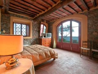 DOLCE MIELE up to 6 sleeps in the countryside with - Lucca vacation rentals