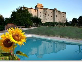 apartments in castle near to Todi - Todi vacation rentals