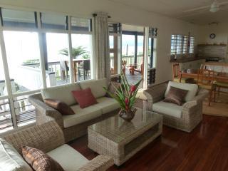 Oceanfront Villa on Savusavu Bay - Fiji vacation rentals