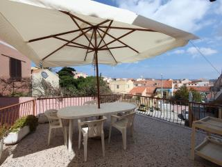 3-room with a beautiful terrace 50m from harbor - La Maddalena vacation rentals