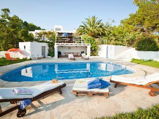 Sunny Ibiza Villa - Cala Gracio vacation rentals