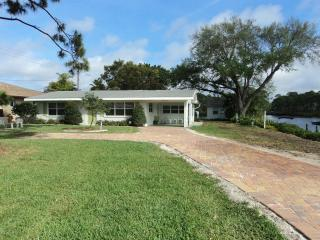 Spectacular view overlooking Oyster Creek - Englewood vacation rentals