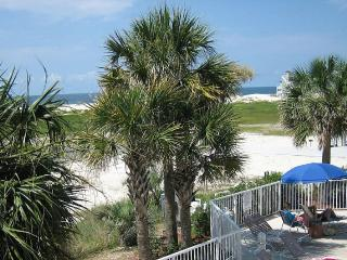 Romance is life. Stroll a mile of unpopulated beac - Fort Morgan vacation rentals