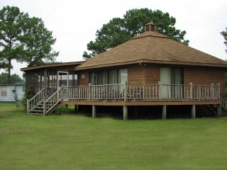 Cute cabin on Potato Creek (Flynn home) - Summerton vacation rentals