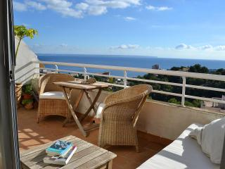 Palma de Majorca nice flat with magnific seaviews - Palma de Mallorca vacation rentals