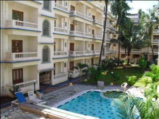 Samantha's one bedroom apartment in Calangute, Goa - Madhya Pradesh vacation rentals