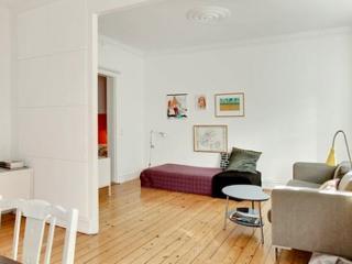 Beautiful renovated Copenhagen apartment at Vesterbro - Denmark vacation rentals