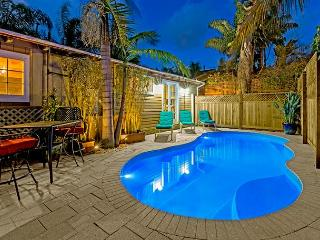 Poolside Paradise - steps to the beach with private pool and hot tub - La Jolla Shores vacation rentals