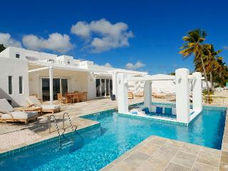 SPECIAL OFFER: St. Martin Villa 171 Large Glass Doors Opening To The Outside Terrace Areas And Pool Provide An Outdoor Ambiance Indoors. - Dawn Beach vacation rentals