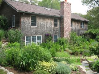 ENRIP - Privacy, Lovely Yard, Short Drive to Lucy Vincent Beach - Chilmark vacation rentals