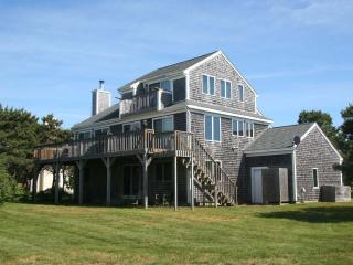DIFFE - Tri Level Katama Contemporary, Bike to South Beach, Gorgeous Wrap Around Deck, Beautiful Yard, WiFi - Edgartown vacation rentals