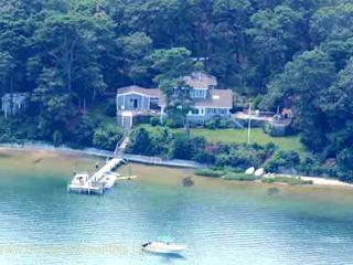 CARPC - Waterfront, Dock, Wifi Internet, Private Beach Rights - Vineyard Haven vacation rentals