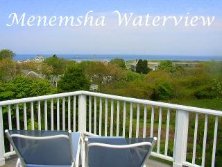 BERNJ - Menemsha Sea Coast Cottage, Gorgeous Waterviews, Walk to Menemsha Beach, WiFi - Menemsha vacation rentals