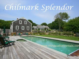 VONMS - Peaceful Chilmark Retreat, Pool, Tennis Courts, Gorgeous Acreage, Some A/C, WiFi - Chilmark vacation rentals