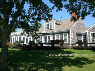 HIGHC - Acres of Privacy, Expansive Deck, Screened Porch, Wifi Internet - West Tisbury vacation rentals