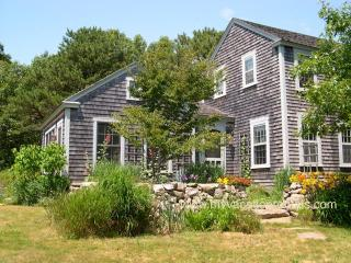 KASSB - Meadow House with Writer's Cottage, Screened Porch, WIFI, and Some A/C - West Tisbury vacation rentals