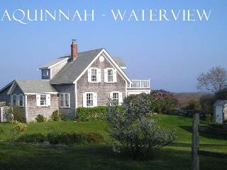 WEINS - Gorgeous Waterviews, Wifi Internet - Aquinnah vacation rentals