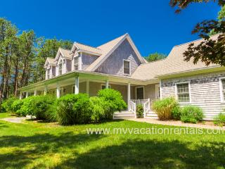WALKS - Tashmoo Cove, Association Pool, Tennis and Beach, Central Air - Vineyard Haven vacation rentals