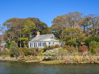 KERR3 - Waterfront on the Shores of a Picturesque Tidal Inlet Lake Tashmoo,  Shared Tennis Courts, Spectacular Views and  Sunsets, - Vineyard Haven vacation rentals