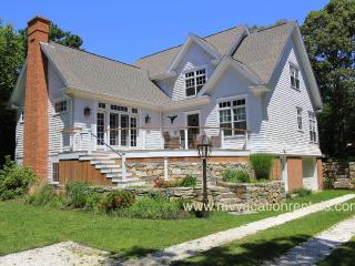 CENCR - Tia Anna Summer Retreat, - Central A/C, Large Private Deck, WiFi, Lagoon Beach Rights, Great Area for Launching Kayaks,  Ferry Ticket Available Week 8/9 to 8/16 - Oak Bluffs vacation rentals