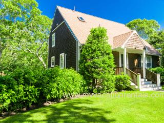 COOPC - Designer Post and Beam Cape, A/C, WiFi, Large Deck, Private Yard, Quality Furnishings and Amenities - Edgartown vacation rentals