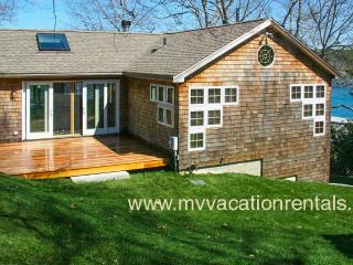 SHEFD - Boutique Waterfront Cottage, Lagoon Beach, Wifi Internet, Central A/C - Edgartown vacation rentals