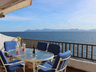 Nice apartment over the Mediterranean - Puerto de Alcudia vacation rentals