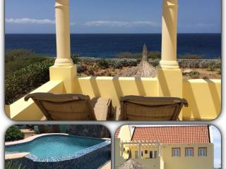 Endless Ocean Front Luxury Kalki Villa - Curacao vacation rentals