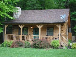 Beautiful log cabin next to Pipestem State Park - Union vacation rentals