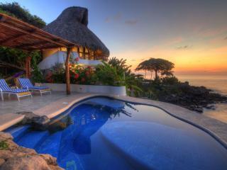 2 bedroom oceanfront villa in magical location - Platanitos vacation rentals