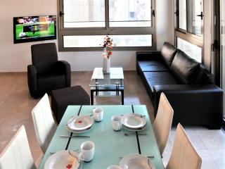 3 Bedrooms penthouse 40 Geula str. Apartment #3 - Tel Aviv vacation rentals