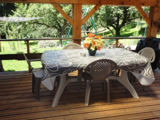 Beau chalet tout confort 3* en lisières de forêt - La Bresse vacation rentals