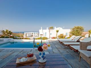 Skiron Villa, sea view, private pool &jacuzzi - Santorini vacation rentals