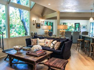 Charming creekside home near Montecito Upper Village - Quiet Oaks - Santa Barbara County vacation rentals